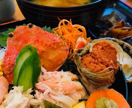 鳥取で蟹といえば松葉がにですが、この時期しか食べられない絶品のカニがあるのをご存知でしょうか。